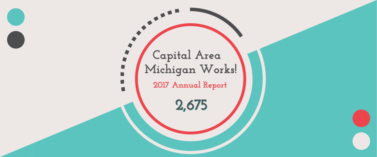 graphic that says 2,675 CAMW! Annual Report